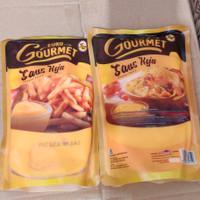 Euro Gourmet Saus Keju 500gr Cheese Sauce HALAL Best Seller