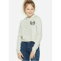 Sweater Hoodie Justice Anak Cewek