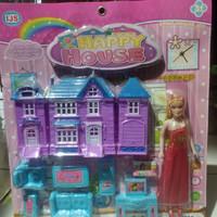 Mainan Rumah Barbie / Castil Little Princes 1 set
