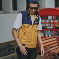 Jaket Rompi vest Combi Pria Premium