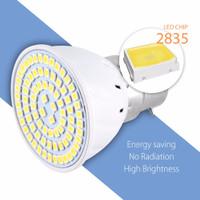 Lampu Bohlam LED Spotlight Bulb 80 LEDs 9W 220V E27