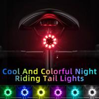 Lampu sepeda ROCKBROS Q1 Samurai colorfull