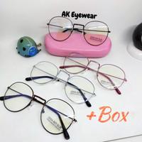 kacamata anti blue ray / anti radiasi komputer -hitam