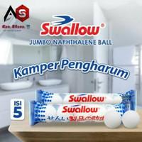 Kamper Swallow Jumbo Naphthalene 5 Ball