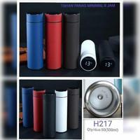 H217 Smart LED Tumbler / Termos Suhu 500ml SUS 304