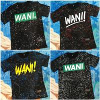 kaos persebaya wani tshirt