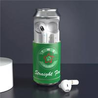 2020 Newest Beer Bottle Wireless Earbuds