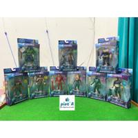 mainan action figure avengers dengan aksesoris keren 10 pilihan hero