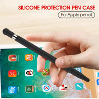 Soft Silicon Case For Apple Pencil 1 Stylus Pen Protective Cover Pouch