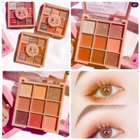 Eyeshadow palette ori pigmented