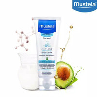 Mustela Hydra Bebe Facial Cream/Krim Ruam ASI Muka 5ML Travel Size