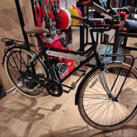 Sepeda London Taxi Shimano 6 Speed Vintage bike Antik Jadul Original