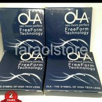 lensa kacamata single vision OLA indeks 1.67 transition generasi VII