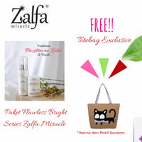 Promo!! Zalfa Miracle Flawless Bright Series || Cream Anti Flek
