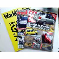 Majalah Otomotif