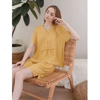 April Set Baju Tidur - Sleepwear / Piyama by RAHA Sleepwear