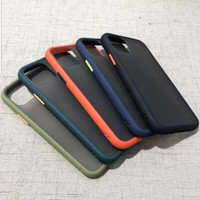 Redmi Note 5 Pro Soft Case Matte Colored Frosted