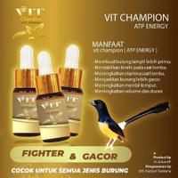 VIT CHAMPION ATP ENERGY Suplement dan Vitamin Penambah Stamina Burung