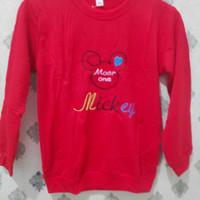 atasan anak import / sweater / jaket anak perempuan 5 - 10 th