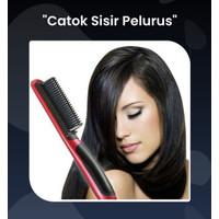 Catok Sisir Lurus Premium Original
