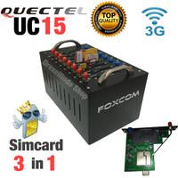 Modem Pool FOXCOM 8 Port USB 3G UC15