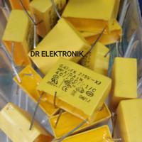 Kapasitor kotak MKM MKP 0,47uf 0,47 uf 275v 275 volt 275volt Capasitor