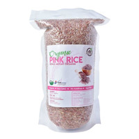 House of Organix Organic Pink Rice ( Beras Pink Organik ) 1 Kg