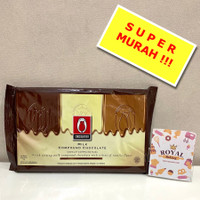 tulip milk chocolate compound coklat