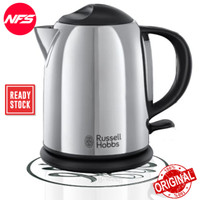 RUSSELL HOBBS Chester Compact Electric Kettle/Teko Listrik 1L 20190