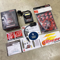 ECU Racing aRacer SpeedTek RC Super2 + Koil Vespa Sprint Prima GTS S