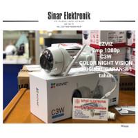 EZVIZ Husky Air C3W Color Night Vision 1080P Smart IP Camera CCTV