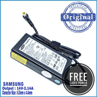 Adaptor Samsung LED Monitor 14V 2.14A Original
