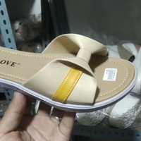 sandal wanita anti slip sol karet