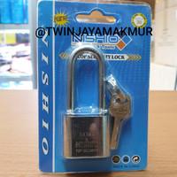 GEMBOK TOP SECURITY 30mm LEHER PANJANG