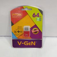 Flashdisk vgen atom 64gb original