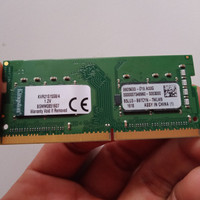 Sodimm ram memory 4GB laptop ddr4 pc4 2133 KINGSTON