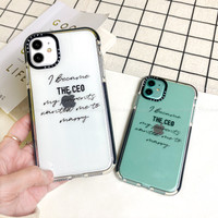 Casetify The CEO Case Iphone 6 6+ 7 7+ 8 8+ X XS MAX XR 11 PRO MAX