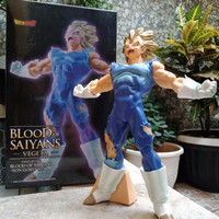 Action Figure Dragon Ball Vegeta Blood Of Saiyans