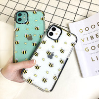 Casetify High Print Bee Case Iphone 6 6+ 7 7+ X XS MAX XR 11 PRO MAX