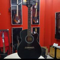 Gitar akustik elektrik Tuner GRANDE ORIGINAL PROMO lengkap bonus