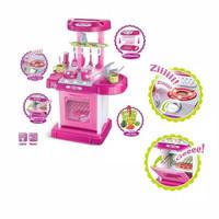 Mainan Masak masakan - Mainan Anak Kitchen Set Koper