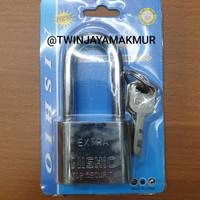 GEMBOK TOP SECURITY 50mm LEHER PANJANG