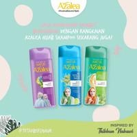 natur azalea hijab shampoo