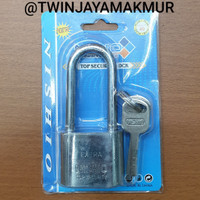 GEMBOK TOP SECURITY 40mm LEHER PANJANG