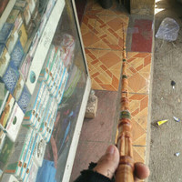 joran bambu 175cm