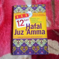 12 HARI HAFAL JUZ 'AMMA - AHMAD JUAENY ABDURAHMAN