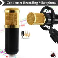 Mikrofon Kondenser Studio BM-800 BM800 Shock Proof Mount