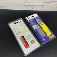 Pisau Akrilik Lipat - Foldable Knife - Pisau Arcylic Set - Pisau Set
