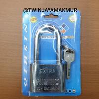 GEMBOK TOP SECURITY 60mm LEHER PANJANG