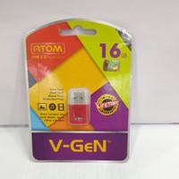 Flashdisk vgen atom 16gb original